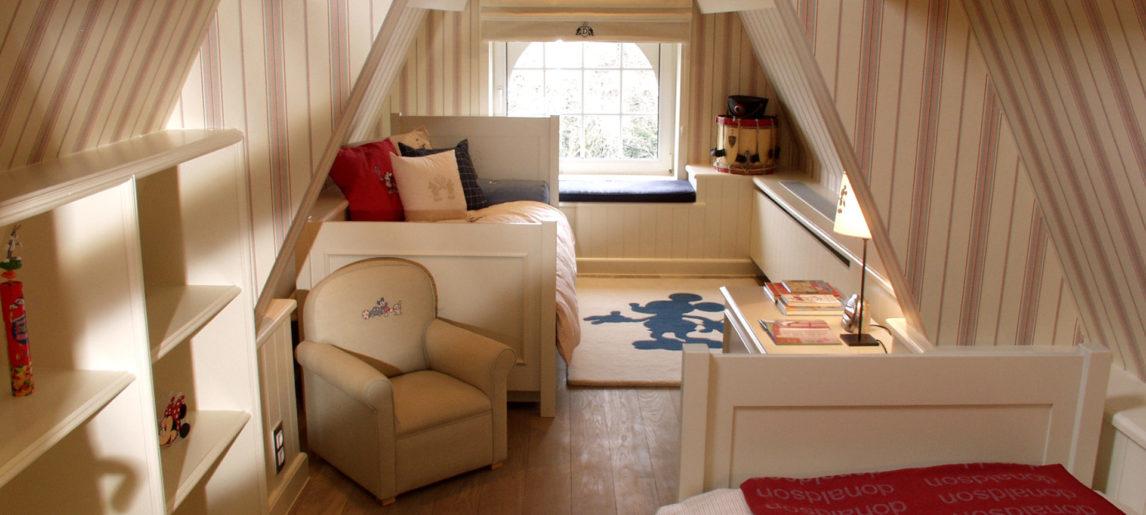 Family loft by Donaldson